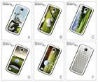 Golf Golfing Ball Bag Hard Back Cover Case for Samsung Galaxy S4 Mini i9190