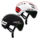2015 Casco SpeedAiro Helmet + Visor + Case : Time Trial Triathlon Tri Road Bike