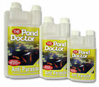 TAP POND DOCTOR ANTI-PARASITE KOI FISH POND FILTER SAFE TREAT WHITE SPOT FLUKES