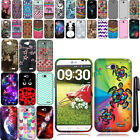 For LG Optimus L90 D405 D415 Cute Design SILICONE Rubber Case Phone Cover + Pen