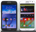 Samsung Galaxy Note 2 II Android AT&T T-Mobile Verizon Sprint Grey White