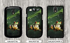 FROG RED EYES UNDER RAIN CASE FOR SAMSUNG GALAXY S3 S4 NOTE 3 -b3h7