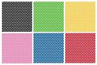 "Polka Dots Gift WRAP Rolls - 30"" x 5'(feet) Wrapping Paper/Spots/Birthday/Party"