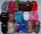 ICE YARNS EYELASH CHUNKY WOOL/YARN - 50g - HEDGEHOG/OWL/TEDDY - 17 COLOURS