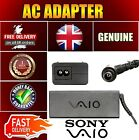 Genuine Original Sony Vaio 19.5v 4.7a Laptop Power Supply AC Adapter Charger for
