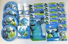 Monsters University Party Tableware - Monsters Inc Mike & Sully - Select Pack