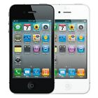 Apple iPhone 4 32GB WiFi Verizon Wireless Black and White Smartphone