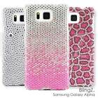 Crystal Bling Bling Diamond Rhinestone Phone Case Cover For Samsung Galaxy Alpha