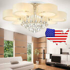 Modern Crystal Ceiling Lights Living room lights Pendant lights Chandeliers 1288