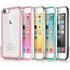 """ULAK® Ultra Thin Clear Rubber Hybrid Bumper Case Cover For iPhone 6 Plus 5.5"""""""