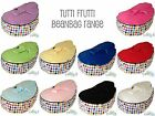 NEW Baby Kids Portable Bean Bag Seat - TUTTI FRUTTI - NSW seller - ACCC approved