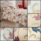 KINSALE DUVET/QUILT COVER SET WITH PILLOWCASES - SINGLE, DOUBLE, KING