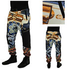 Double Needle Rambo Sublimated Men's Jogger Pants Sweatpants
