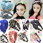 Lady Girl Cute Sweet Big Bowknot Ribbon Hair Accessory Headband Bow Head Band