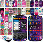 For BlackBerry Q10 Cute Design VINYL DECAL Sticker Body Phone Cover