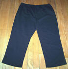Nwt New Joe Boxer Athletic Classic Sweatpants Sweats Pants Black Cute Plus
