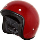 LEOPARD LEO-604 Open Face Motorbike Motorcycle Helmet Scooter Goggles Optional