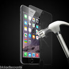Genuine Iphone 6 Tempered Glass Screen Protector Clear Anti-Shatter Film Guard