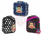 PAUL FRANK JULIUS MONKEY BOYS GIRLS SCHOOL LUNCH BAG BOX NEW WITH TAGS