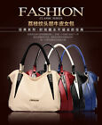 New Fashion Women Leather Handbag Satchel Shoulder Messenger Bag