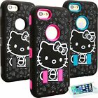 Case for Apple iPhone 6 Cover Skin PC Hello Kitty