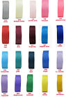 "BUY 2 GET 1 FREE 1-2y 75mm 3"" Premium Grosgrain Ribbon Extra Wide Gift 2# Eco"