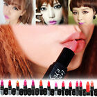 Hot 14 Types Sexy Lipstick Lip Stick Balm Glossy Makeup Lip Rouge Free Shipping