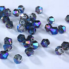 New Fashion DIY jewelry 3/4mm100/1000pcs Glass Crystal #5301 Bicone Beads #213