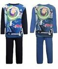 BOYS TOY STORY PYJAMAS - DISNEY - 3 TO 8 YEARS- 2 COLORS ORANGE/NAVY & NAVY/BLUE