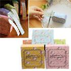 Cute Floral Sticker Tape Pastoral Stationery Gift Craft Paper DIY Diary Decor