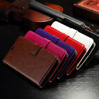 "For ASUS Zenfone 2 5.5"" ZE550/551ML Luxury Retro leather Wallet Case Holster"
