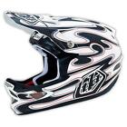 2015 TROY LEE DESIGNS TLD D3 HELMET SQUIRT MATTE WHITE BIKE RACE BMX  0325-01