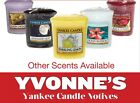 NEW Fruity, Fresh & Floral Yankee Candle Votive Fragrance Sampler Packs 5 or 10