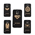 Hero Skin Case Cover For Samsung Mobile Hard Back Galaxy S4 S5 Note3 S3 23