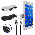 New Magnetic Micro USB Cable Charging Adapter Converter For Sony Xperia Z1 Z2 Z3