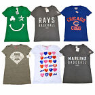 Victoria's Secret Baseball T Shirt Mlb Vs Pick Your Team Limited Edition Tee