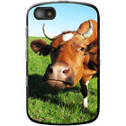 Cow Hard Case For Blackberry Models