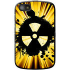 Radio Active Grunge Nuke  Hard Case For Blackberry Models