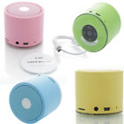 New Mini Wireless Bluetooth Music Speaker for PC Laptop Cellphone Colorful