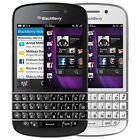 "Blackberry Q10 16GB ""Factory Unlocked"" RIM 8MP Camera Smartphone"