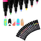 Nail Art Pen Design Polish Painting Beauty Tool Drawing Gel Made Easy 16 Colors