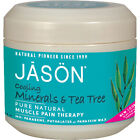 Jason Cooling Minerals & Tea Tree Muscle Pain Therapy Choice of Size Tubs