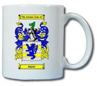 BIGNELL COAT OF ARMS COFFEE MUG