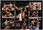 GEORGES ST-PIERRE UFC FIGHTER SIGNED MATTED 7 PHOTO PHOTOGRAPH