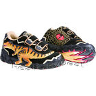 DINOSOLES T-Rex Trainers Shoes Child Sizes UK Child 8-1 Black Dinosaur Dinogear