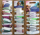 DISNEY FROZEN HAIR SNAP CLIPS - Anna and Elsa
