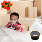 NEW 20 X LARGE Cardboard House Moving Removal Boxes PLUS 15 Metres Bubble + Tape