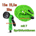 Flexibler Gartenschlauch Wasserschlauch Schlauch Flexi Magic Hose Wonder 15m/30m