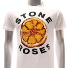 ASIA SIZE Sz S M L XL The Stone Roses T-shirt Band Tour Rock and Roll Many Size