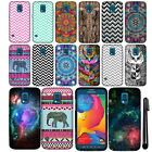 For Samsung Galaxy S5 Sport G860 Cute Design TPU SILICONE Rubber Case Cover +Pen